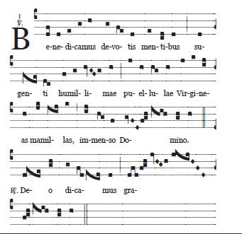 Benedicamus devotis. CS 2015, s. 176.